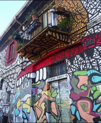 Casa Gorizia, Navigli, Milano